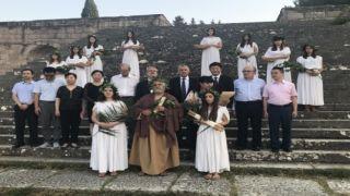 Китайские врачи принесли клятву Гиппократа на Косе