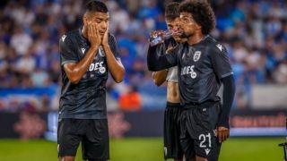 АЕК и ПАОК проигрывают первые матчи раунда плей-офф Лиги Европы