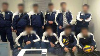 В Греции задержали 10 мигрантов, выдававших себя за украинских спортсменов