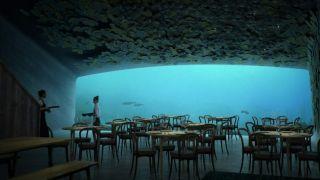 """""""Затонувший""""... ресторан"""