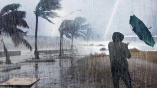 Циклон Виктория обрушился на Западную Грецию
