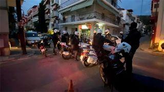 Салоники: полицейский пострадал при попытке оштрафовать футболистов за нарушение карантина