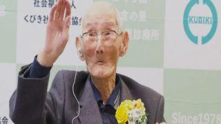 Самый старый мужчина в мире умер в возрасте 112 лет
