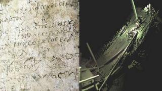 """Глиняная табличка с текстом Гомера и корабль """"Одиссея"""" в списке «10 лучших открытий 2018 года»"""
