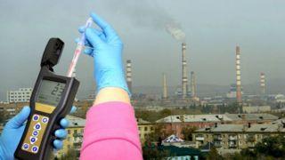 Сокращение загрязнения атмосферы в период карантина