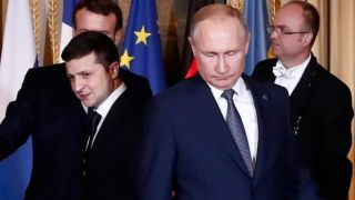 Путин и Зеленский не договорились