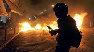 """Полиция предупреждает об особом режиме """"празднования"""" дня Политехнио"""