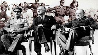 «Неудобная» гражданская война : Греция между Гитлером, Черчиллем и Сталиным