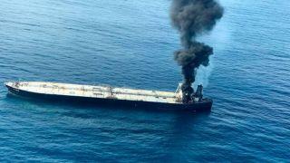 У берегов Саудовской Аравии подорвали греческий танкер