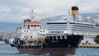 Греческий торговый флот укрепляет позиции