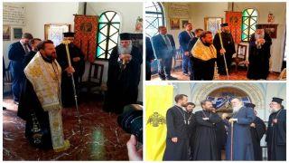 В Грецию прибыл - митрополит Илларион