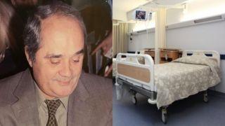 Умер полностью вакцинированный хирург Христос Константарас