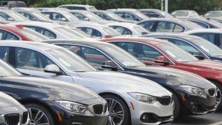 Снизились продажи новых автомобилей в Европе