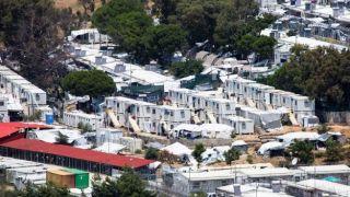 Греция: 5 лагерей для мигрантов, ожидающих депортацию