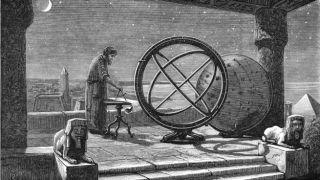 В этот день греческий ученый Эратосфен Киренский впервые в мире вычислил радиус Земли