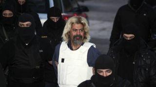 Террориста Ксироса решили не отпускать на свободу