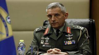 Константинос Флорос назначен новым главой Вооруженных сил Греции