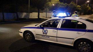 """Полиция разыскивает """"трансформаторных"""" воров, которые протаранили патрульную машину"""