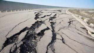 5,3-балльное землетрясение на Кипре