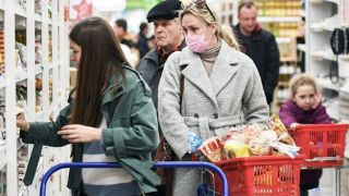 «My Market»: 102 случая коронавируса в супермаркете