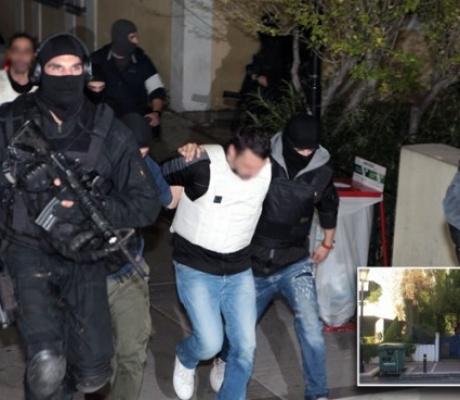 В Афинах ликвидирована террористическая ячейка: найдено оружие и взрывчатка