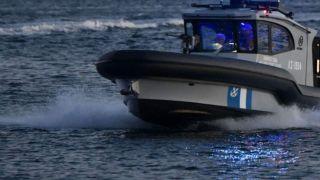 В Греции арестовали 2-х украинцев за нелегальную перевозку мигрантов