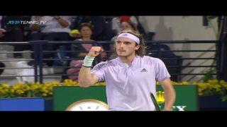 Греческие теннисисты успешно стартовали на арабских хардовых кортах