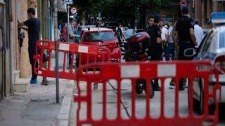 Монастираки: официанты избили вора, ограбившего женщину