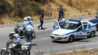 13 нелегалов пострадало в ДТП возле Александруполи