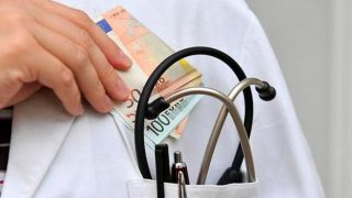 Поддельные медицинские справки для нелегалов - до 3000 евро