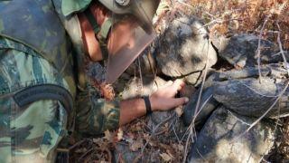 Боеприпасы Второй мировой войны обнаружены у жителя Янины