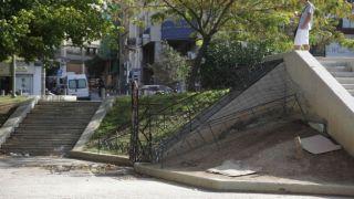 Центр Афин продолжает преображаться: Театральная площадь