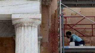 Охрана парламента дважды обращалась в полицию до атаки анархистов