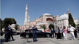 Эрдоган: Турция возобновила разведку углеводородов в восточной части Средиземного моря