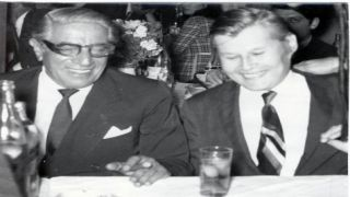 Умер журналист, личный биограф Онассиса