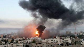 Израильская наземная атака в секторе Газа и ее опровержение