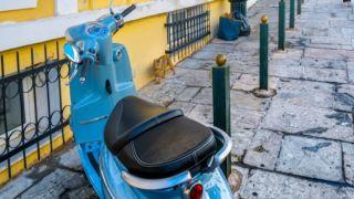 Конец беспорядочной парковке двухколесного транспорта