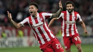 «Олимпиакос» стал чемпионом Греции в седьмой раз подряд