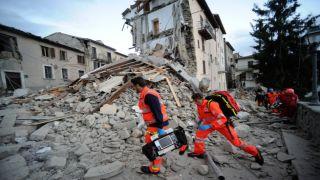 Более 80% населения Греции находится под угрозой землетрясения