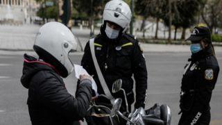 Запрет на передвижение: 556 нарушений карантина в субботу