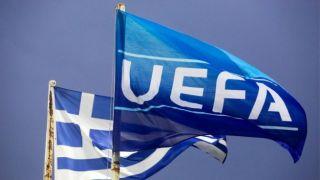 Греция на 14 место в рейтинге ассоциаций UEFA
