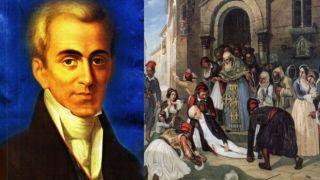 Как Каподистрия закрыл церкви и победил эпидемию чумы