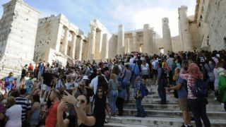 Россия, США, Германия и Британия «поддержат» греческий туризм