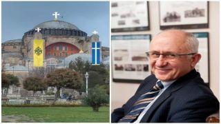 Турецкий историк: Святая София обращена в мечеть. ПОЗОР!