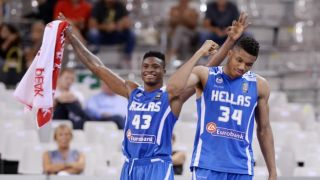 Трио звездных братьев поведут сборную Греции к вершинам мирового баскетбола