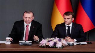 Эрдоган дерзит, Макрон призывает к уважению