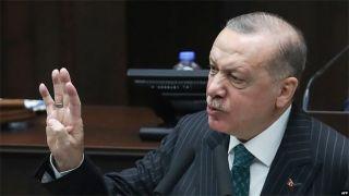 Эрдоган отменил высылку 10 послов из Турции