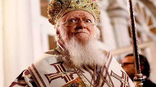 А нас за шо? Варфоломей возмутился решению РПЦ приостановить приезд паломников