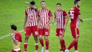 Футбольные клубы Греции в еврокубках. 1 тур. Три матча – ноль забитых голов