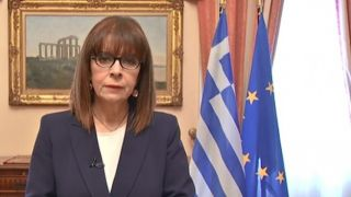 Президент Греции Катерина Сакелларопулу о домашнем насилии на карантине